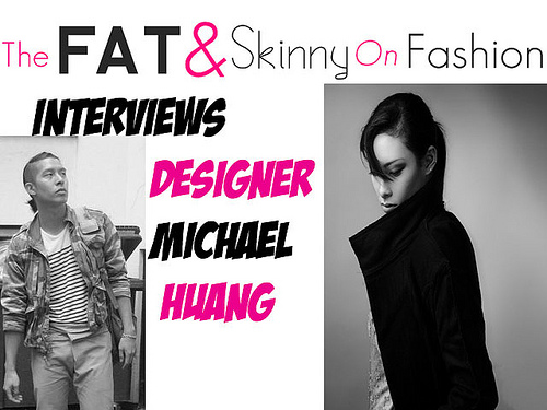 michael huang fashion designer