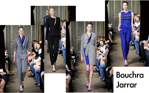 Bouchra Jarrar Fall 2011 Couture