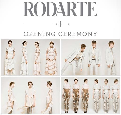 Rodarte x Opening Ceremony