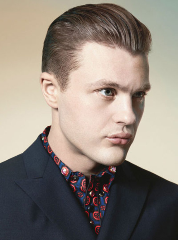 Michael Pitt For Prada Men