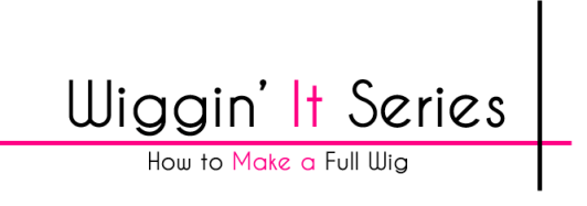 How to make a full wig