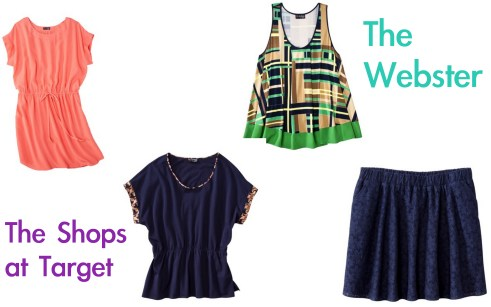 The Shops at Target The Webster