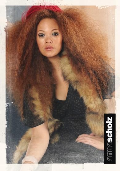 Anna Scholz Black Label Fall/Winter 2012