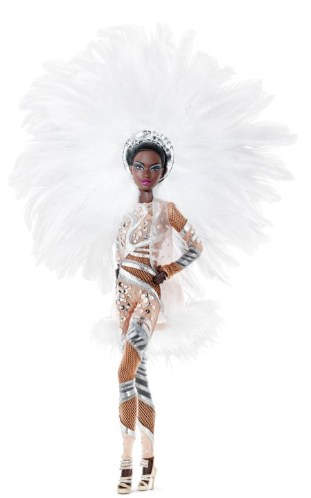 Stephen Burrows Pazette Barbie Doll