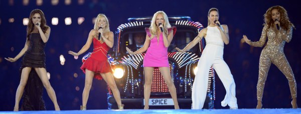 Spice Girls Olympics