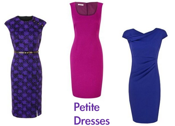 House of Fraser Petite Dress Collection