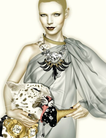 Fashion Illustration: A Contemporary Look
