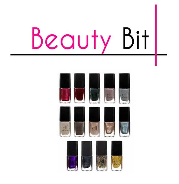 E.L.F. Essential Holiday 14-Piece Nail Cube