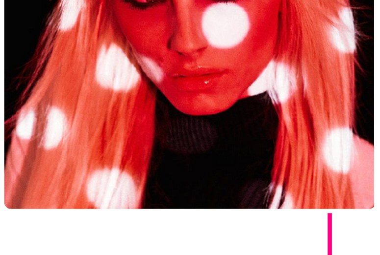 Andrej Pejic Channels Warhol for Du Jour Magazine