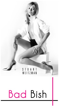Kate Moss for Stuart Weitzman