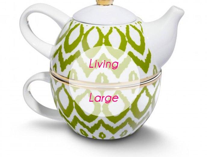 C Wonder Tea Set