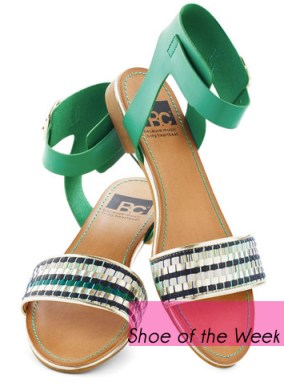 Summer Sandals At Modcloth
