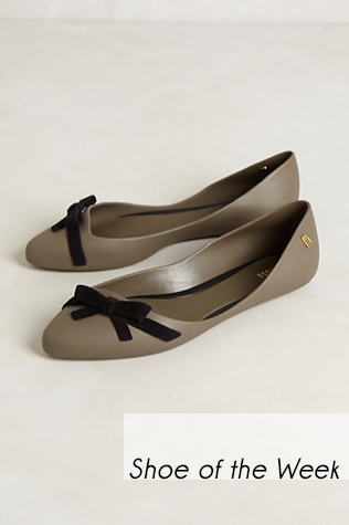 anthropologie ballet flats