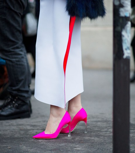 Paris Couture Street Style