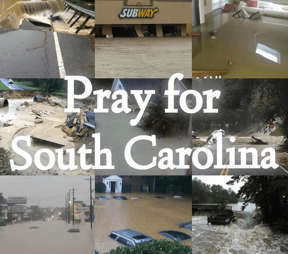 Prayforsouthcarolina
