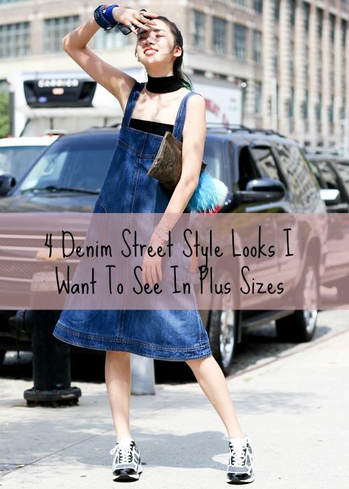 Denim Street Style