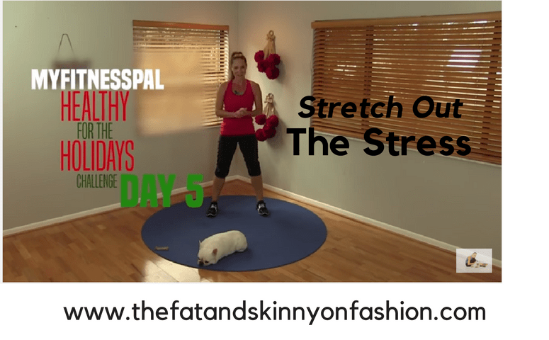 Stretch Out The Stress With JessicaSmithTV