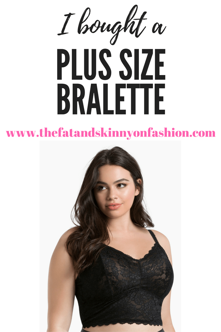 Searching For A Plus Size Bralette...I Found Them At Torrid! - The ...