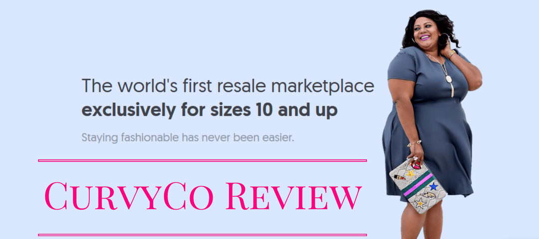 CurvyCo-The World's First Resale For Plus Sizes