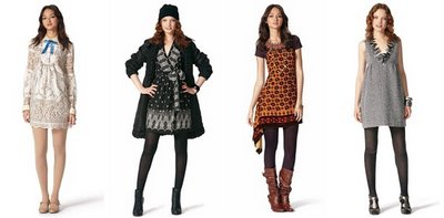 Anna Sui For Target Based on Gossip Girl
