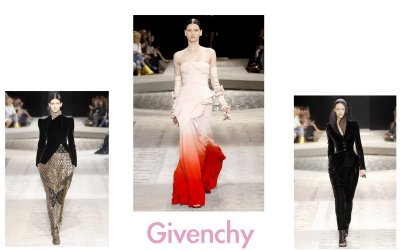 Givenchy Fall 2009 Couture