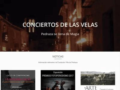 Fundación Villa de Pedraza – Web
