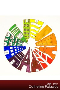 Feature Art No 8 Color Wheel The Feather Online