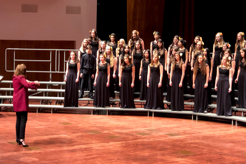 Choir Cal Poly Festival 2019 - The Feather Online