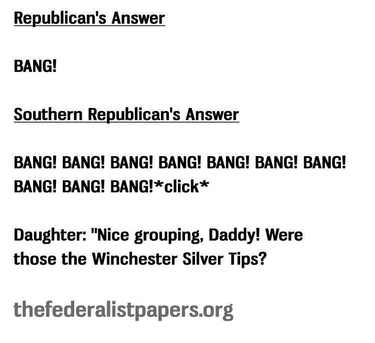 QUIZ: Are You a Democrat, a Republican or a Redneck?