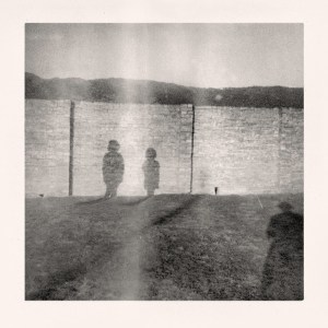 Traces: Girls Posing by Wall