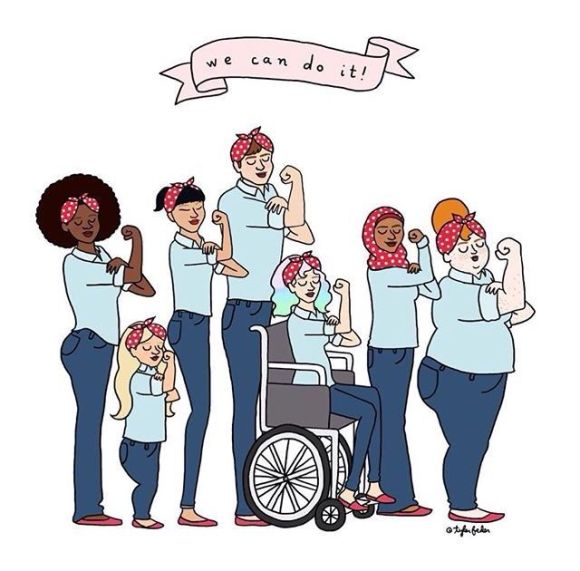 Becoming an Active Feminist!