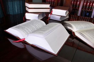 Law Books - Tampa Personal Injury Attorney