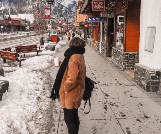 Banff or jasper