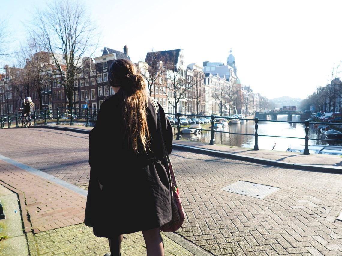 Spending The Weekend In Amsterdam