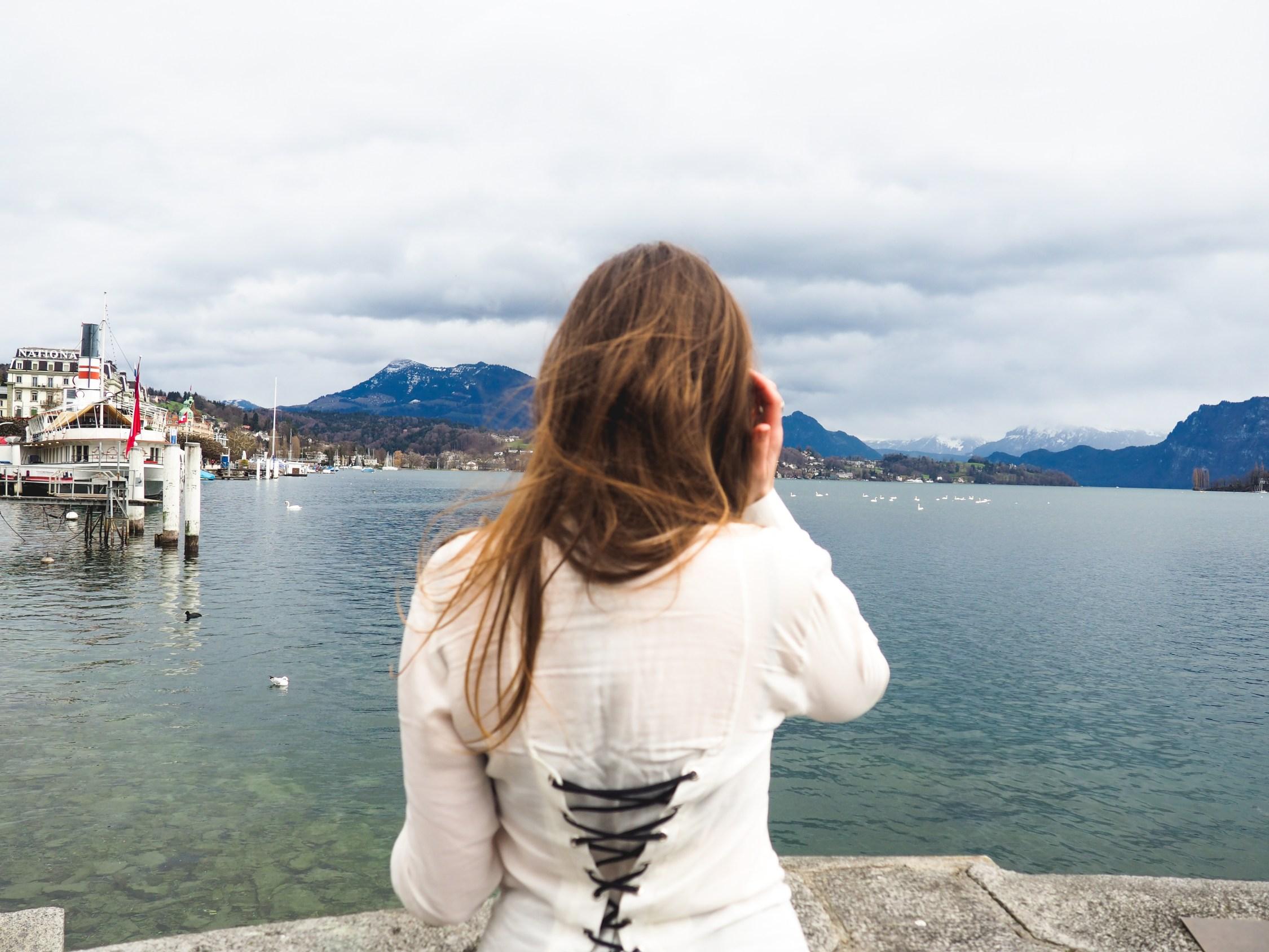 Visiting Lucerne