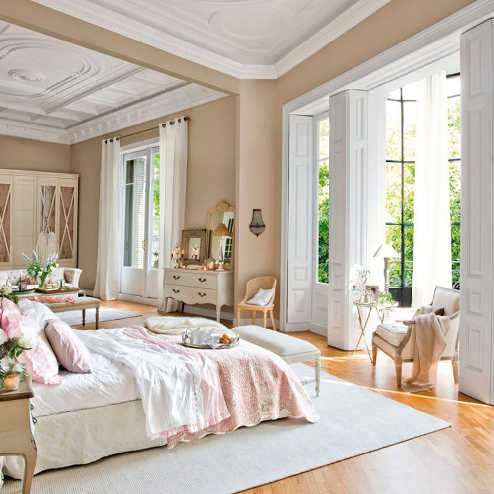 10 Luxurious French Inspired Homes