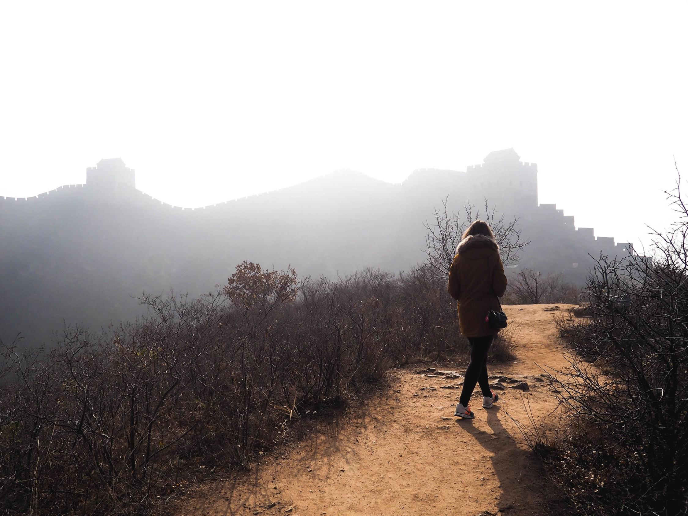 A Beautiful Great Wall Morning Hiking Tour In Jinshaling