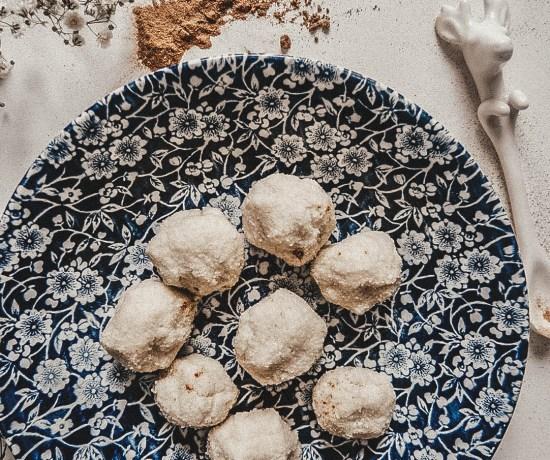 vegan sugar cookie bites