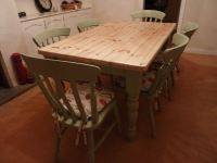 Pine Kitchen Chairs. Good Looking Rustic Pine Kitchen ...