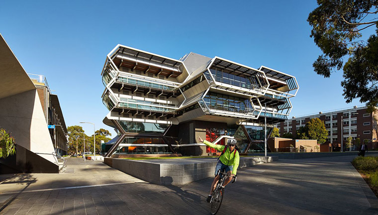 Green Chemical Futures by Lyons Architecture
