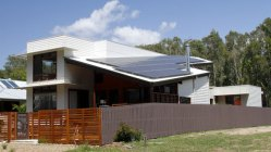 The Lake Weyba Drive House in Noosaville, Queensland, part of Sustainable House Day 2015.
