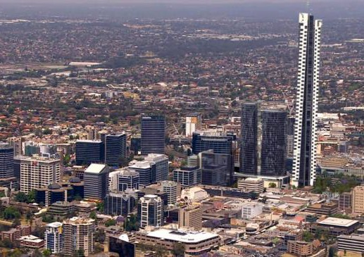 Planning minister Rob Stokes is behind Parramatta's 336-metre residential Aspire Tower, which has previously been knocked back by aviation authorities.