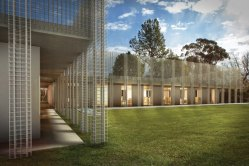 Artist's impression of the Wade Institute