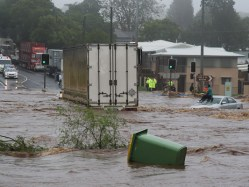 Flooding in Toowoomba, 2011