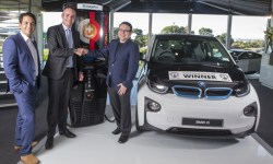 Nz Electric Vehicles Get A Boost From Bmw The Fifth Estate