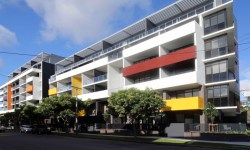 City West Housing's Exordium affordable housing development in Zetland (City of Sydney council)