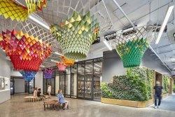 Etsy Headquarters in Brooklyn by Gensler