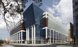Mirvac's Sirius Building in the ACT scored a 6 Star NABERS rating without GreenPower.