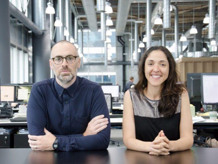 Niall Durney and Sandra Furtado, Crone Architects
