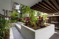Green Square atrium